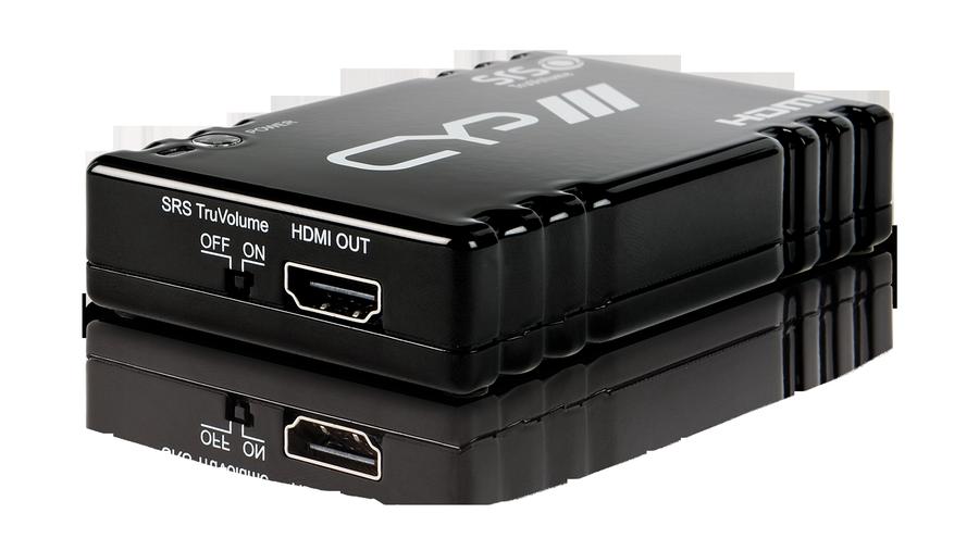 AU-D8S - SRS TruVolume™ - HDMI Volume Control Processor